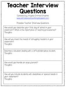 special education questions