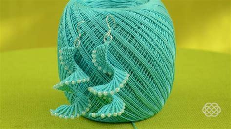 Spiral Macrame - how to make a macrame spiral earrings 171 jewelry wonderhowto