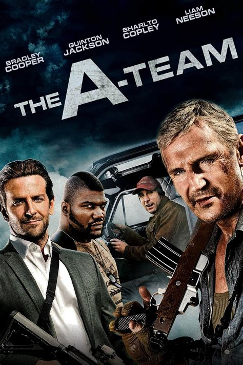 The A Team by The A Team 2010 Posters The Database Tmdb