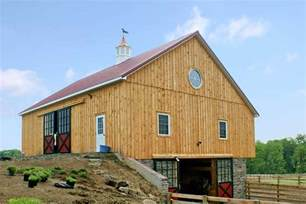 New Hampshire Barns Newville Pa B Amp D Builders