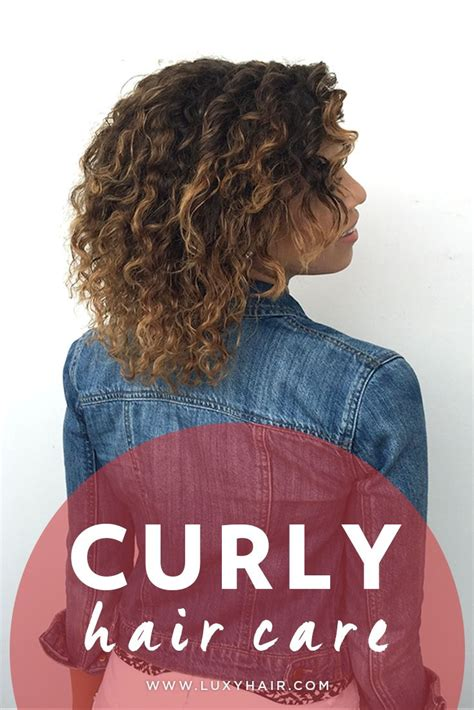 Pdf Hair Care Tips For Wavy Hair by Click For Great Tips On Curly Hair Care All Your