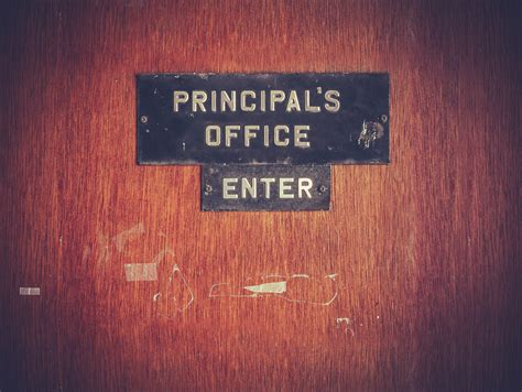 Can You Become A Principal With An Mba by Why Shouldn T Teachers Become Principals Dewitt S