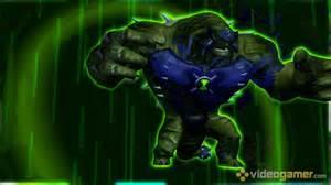 Ben 10 ultimate alien cosmic destruction screenshot 30 for ps2