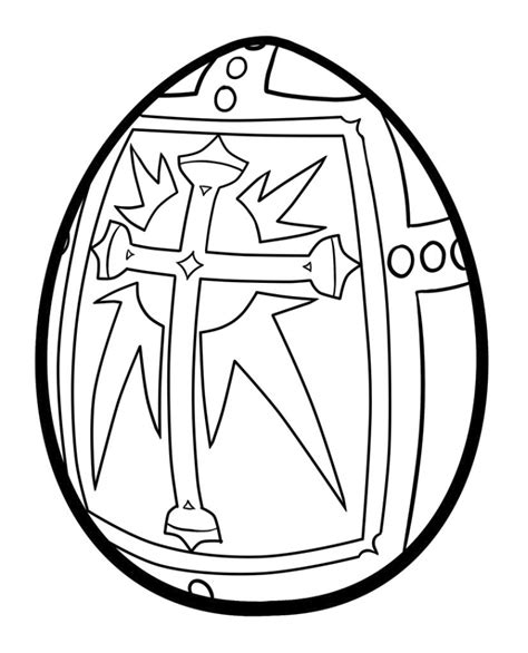 easter egg coloring pages christian religious easter egg coloring page creative ads and more