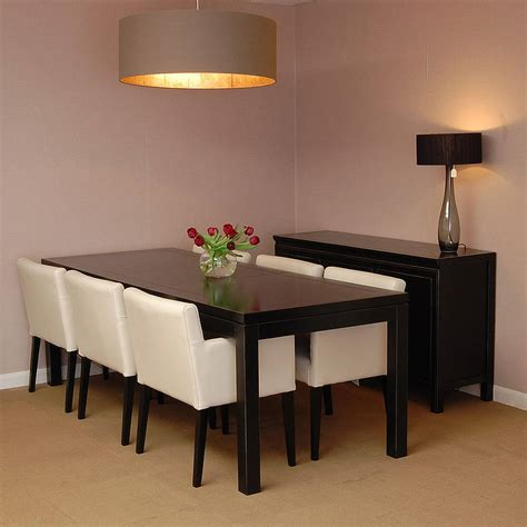 Black Dinner Table by Furniture Black Dining Tables Decoration Ideas