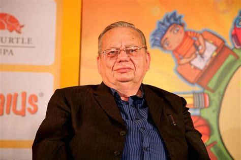 biography english writer ruskin bond outlook india photogallery ruskin bond