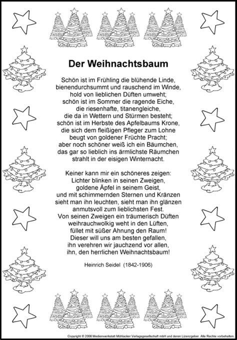 top 28 weihnachtsbaum gedicht der weihnachtsbaum ist
