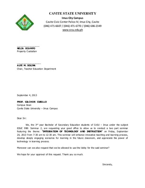 Request Letter Sle For Borrowing Letters