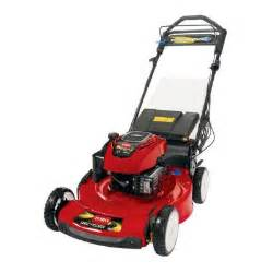 lawn mower home depot toro toro personal pace recycler 22 in variable speed self