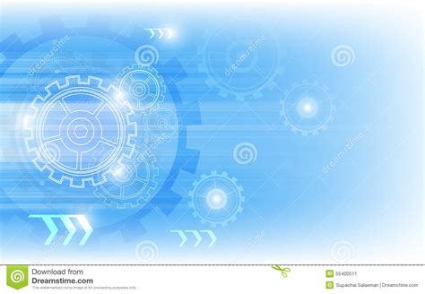 Vector Abstract Technology Innovative Background Stock Innovative Background Images