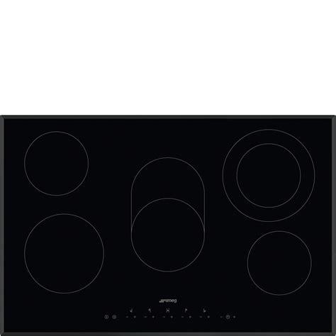 kookplaat 77 cm smeg se385emtb keramische kookplaat 77 cm
