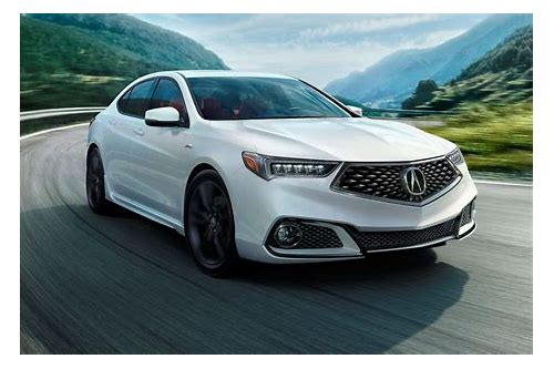 acura tlx 2018 deals