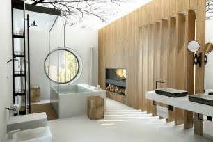 an in depth look at 8 luxury bathrooms wood paneling bathroom dgmagnets com
