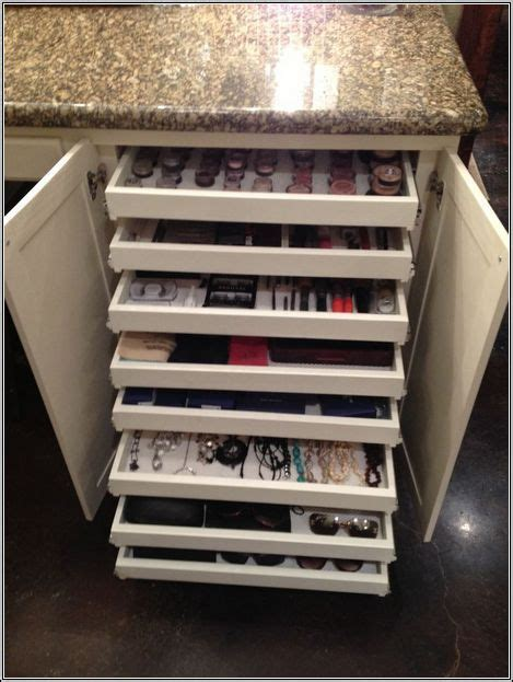 Bathroom Makeup Storage Makeup Storage For Bathroom Counter Office Furnitures For The Home Pinterest Makeup