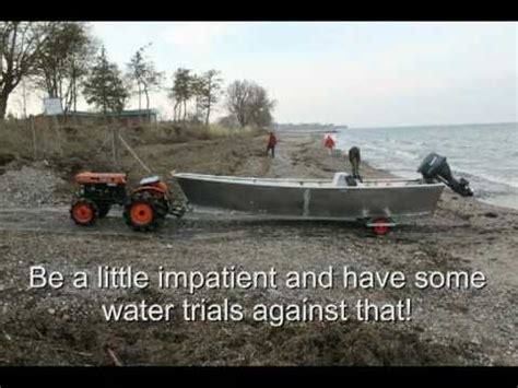 totalboat skiff episode 29 building a 16 foot aluminum fishing boat from a kit doovi