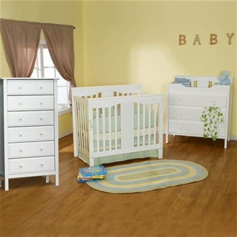 Davinci Annabelle Mini Crib Davinci 3 Nursery Set Annabelle Mini Convertible Crib 3 Drawer Changer And