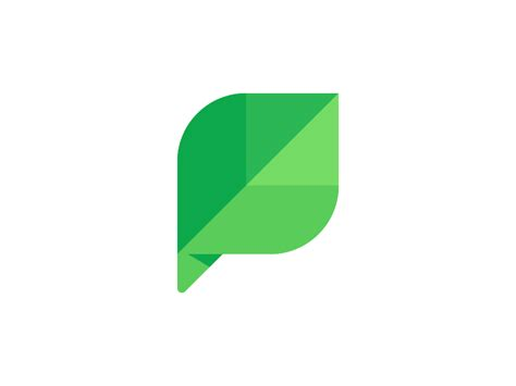 green pattern logo sprout social brand refresh by rusty design co dribbble