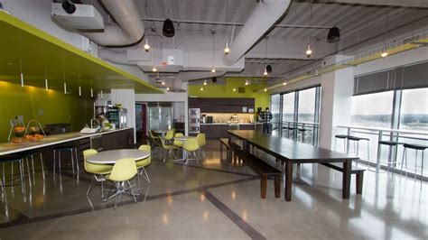 Zillow Office by Cool Spaces Zillow S Downtown Seattle Office