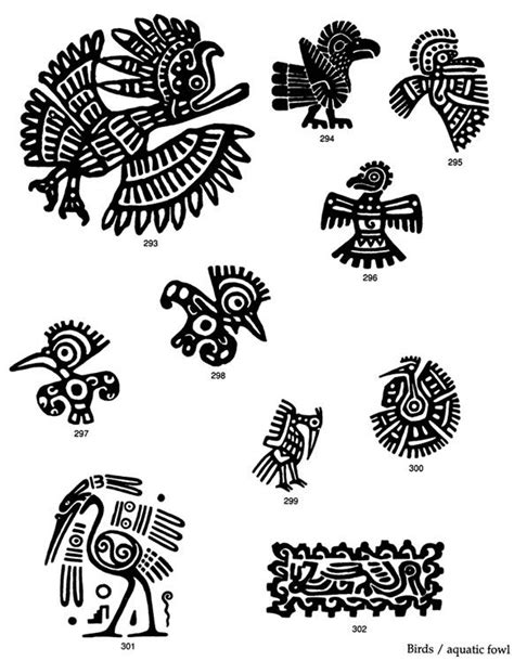 Design Motifs Of Ancient Mexico by Design Motifs Of Ancient Mexico Cd Rom And Book Dover