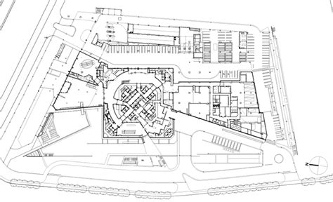 shanghai world financial center floor plan shanghai world financial center tower plan 5