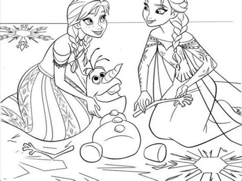 frozen coloring pages for toddlers 25 unique frozen coloring pages ideas on