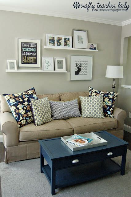 floating shelves behind couch shelves couch and floating shelves on pinterest