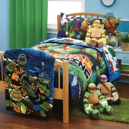 ninja turtle comforter set glow comforter sets and products on pinterest