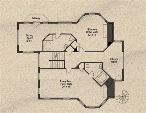 bed and breakfast house plans guest house floor plans yelton manor bed and breakfast