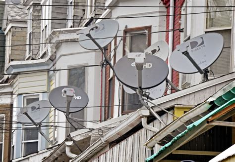satellite dishes are no longer a problem thanks to new technology