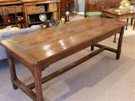 antique cherry wood dining table refectory table rustic dining table antique kitchen table