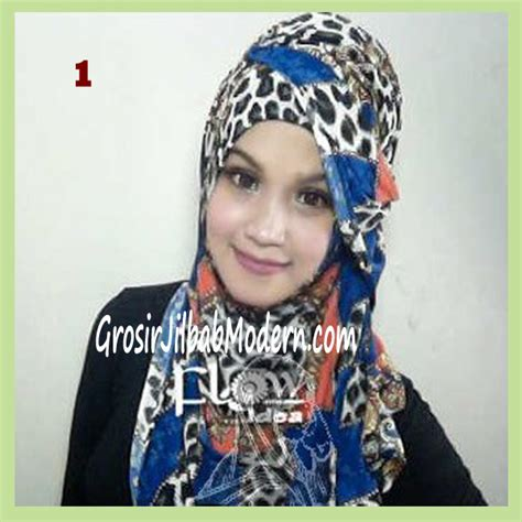 Kerudung Jilbab Instan Syiria Jeblok 1 jilbab syria leoqui no 1 biru grosir jilbab modern