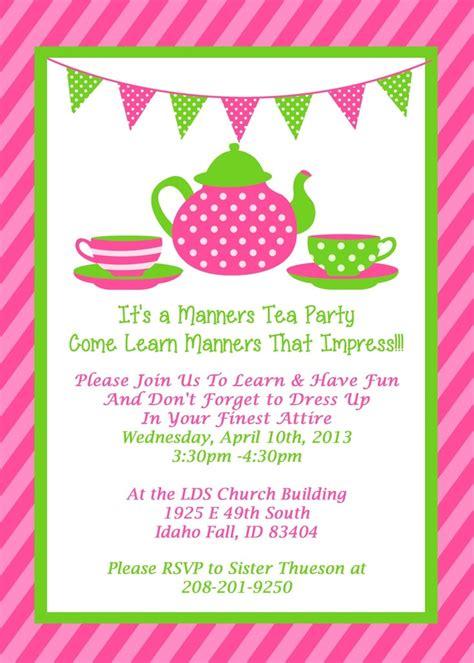 5 nice kitchen tea party invitation ideas srilaktv com