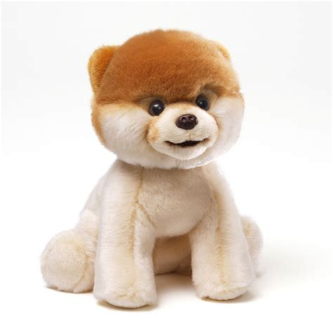 puppy plush gund boo plush stuffed toys
