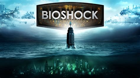 Kaset Ps4 Bioshock The Collection bioshock the collection grafikvergleich mit den original titeln play3 de