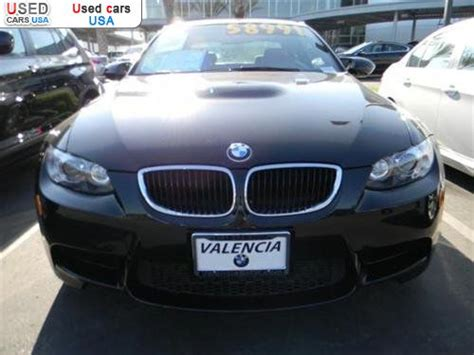 for sale 2010 passenger car bmw m3 wheeling insurance rate quote price 47000 used cars for sale 2010 passenger car bmw m3 coupe valencia