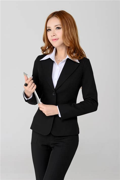 casual pant suits for women short hairstyle 2013 new 2013 winter professional women s suits fashion elegant