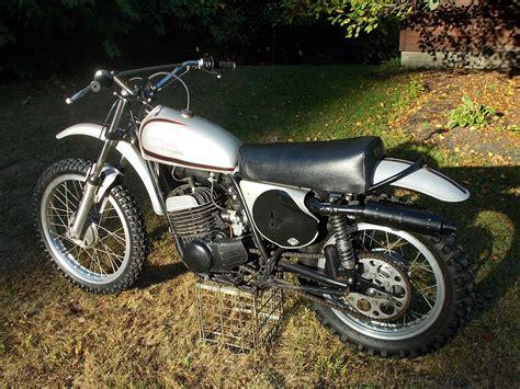 vintage yamaha motocross 1973 yamaha sc500 vintage motocross yz isdt dt mx enduro isdt