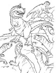 disney dinosaur coloring pages submited images
