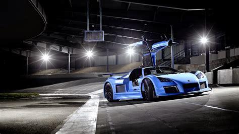 wallpaper bagus untuk pc gambar wallpaper mobil sport lamborghini di malam hari
