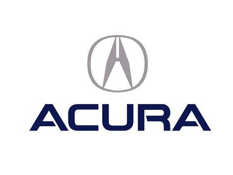 Acura Logo Acura Autoblogs