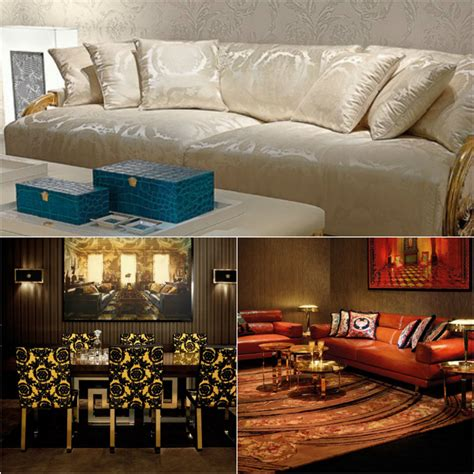 Home Decor Design Pictures How To Decorate Your Milan Appartment With Versace Home Decor
