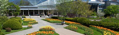 Study Of Botanical Garden Study Of Botanical Garden Chicago Botanic Garden Concludes Largest Green Roof Plant Study In