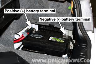 Bmw 328i Battery Location Bmw E46 Battery Replacement And Connection Notes Bmw 325i