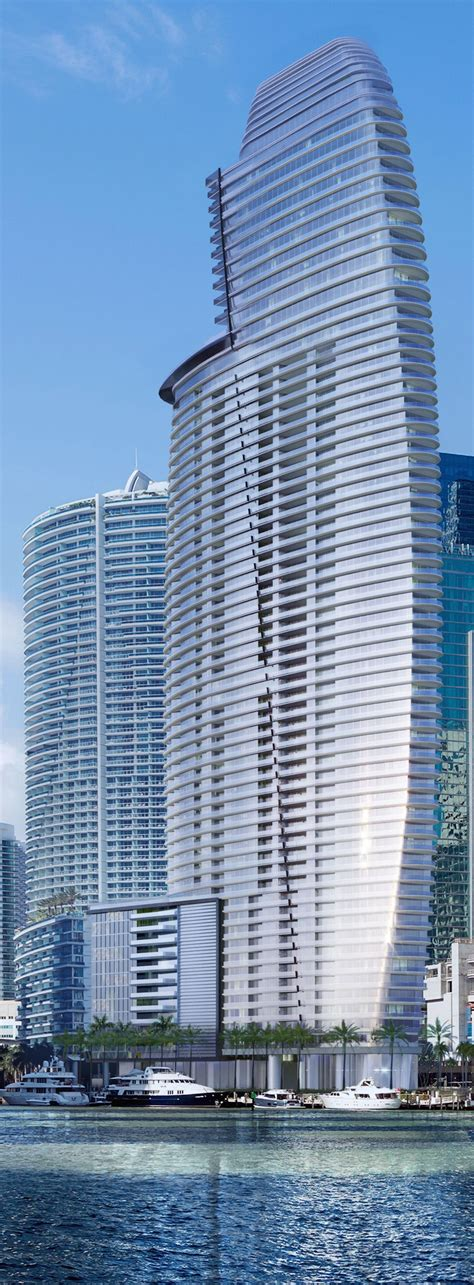 aston martin residences aston martin miami tower pre