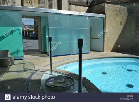 Door Spa Cross by Bath The Cross Bath At Thermae Bath Spa With The