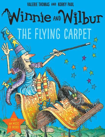 winnie and wilbur winnies 0192748491 the flying carpet winnie and wilbur