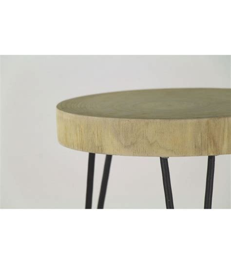 wood and metal side table wood and metal side table