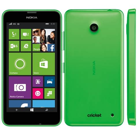 Cricket Cell Phone Number Lookup Nokia Lumia 635 Windows Smartphone For Cricket Wireless