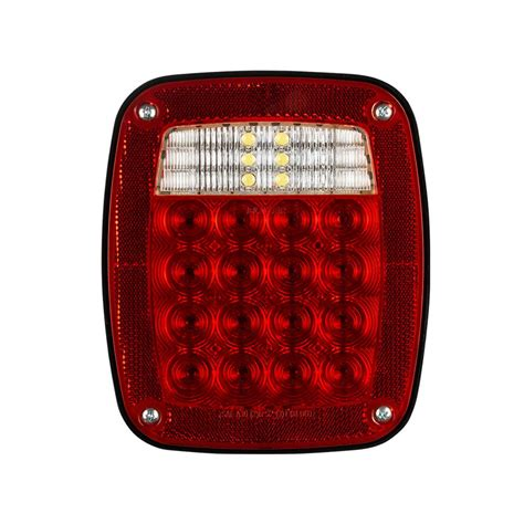 how to stop radio interference from led lights blazer international led universal stop turn tail light