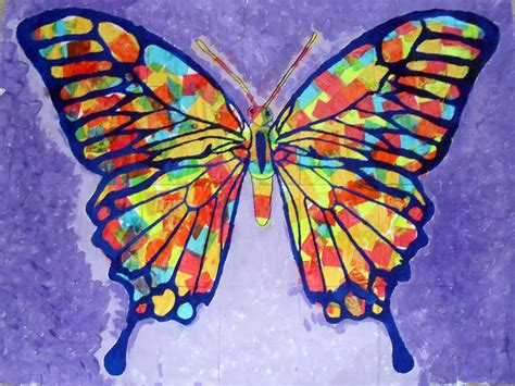butterfly craft projects projects for august 2010